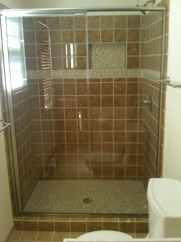Maryland Shower Enclosures Custom Shower Enclosures And Frameless - Seamless bathroom shower doors