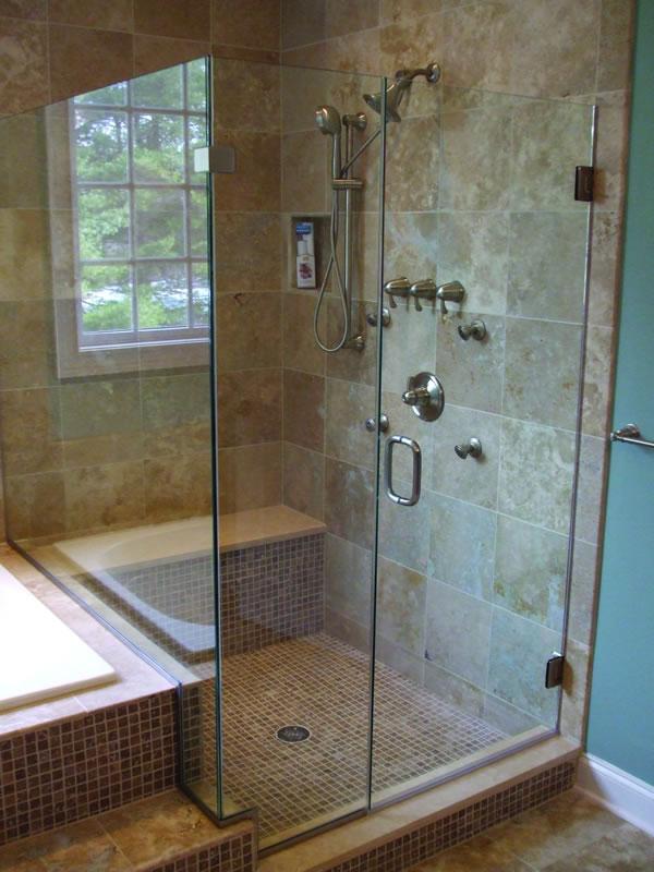 Door Frame Frameless Vs Framed Shower Doors