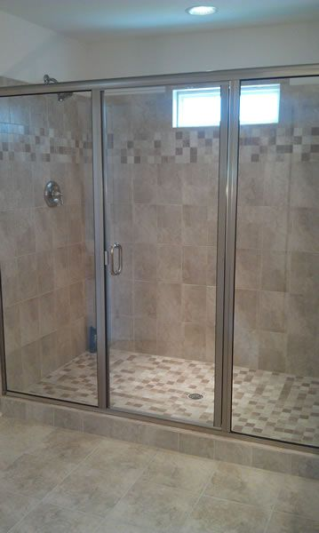 Maryland Shower Enclosures Semi Frameless Doors And Panels