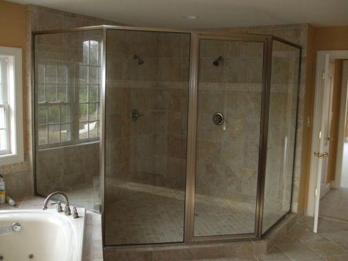 Maryland Shower Enclosures :: Framed Neo-Angle